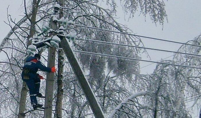 Циклон обесточил шесть регионов Сибири ипринялся заБурятию иЗабайкалье