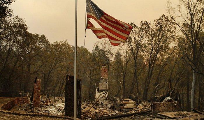 ВКалифорнии локализовали самый крупный пожар вистории штата