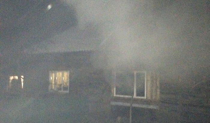 Два человека погибли напожарах вИркутской области ввыходные дни