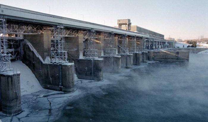 НаИркутской ГЭС будет произведен рекордный сброс воды