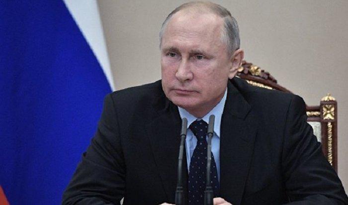Путин подписал законы оналоговом эксперименте для самозанятых