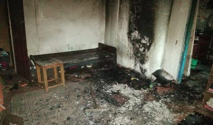 Следователи возбудили уголовное дело пофакту пожара вПриангарье, вкотором погибли трое детей