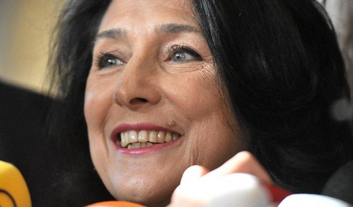 Новым президентом Грузии станет женщина