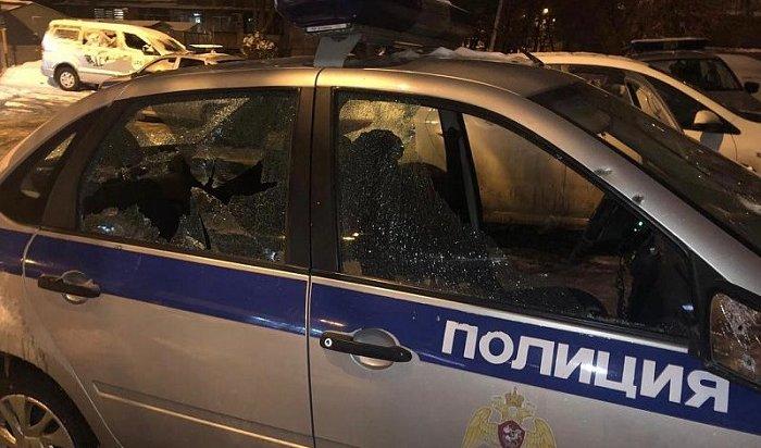 ВКраснодаре неизвестный открыл огонь посотрудникам Росгвардии (Видео)