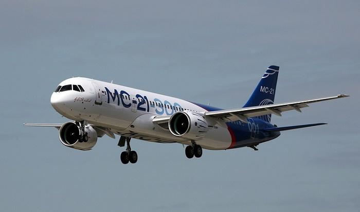 Сертификацию самолета МС-21 вРоссии отложили более чем нагод