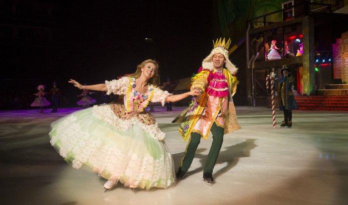 Впервые вИркутск приедет ледовое шоу Ильи Авербуха «Щелкунчик иМышиный король»