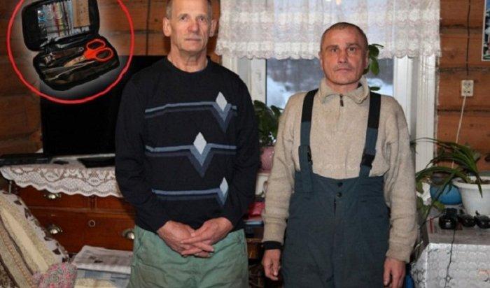 ВПермском крае чиновники наградили спасителей потерявшихся детей педикюрными наборами