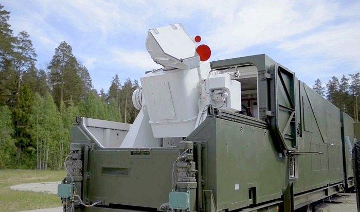 ВРоссии заступили наопытно-боевое дежурство боевые лазеры «Пересвет»
