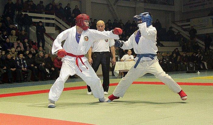 Всероссийский турнир поармейскому рукопашному бою пройдет вИркутске 6 и7декабря