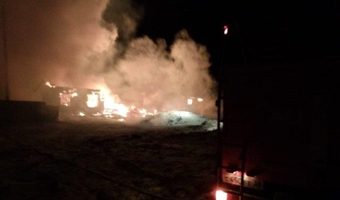 ВЭхирит-Булагатском районе после пожара вначальной школе обнаружили тело 6-летнего мальчика