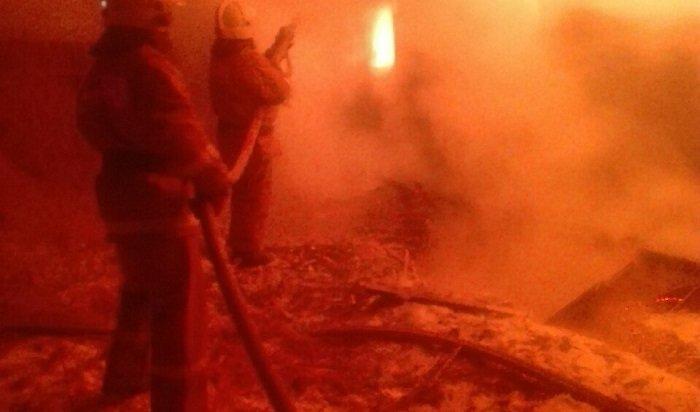 Три человека погибли напожарах вИркутской области вминувшие выходные дни