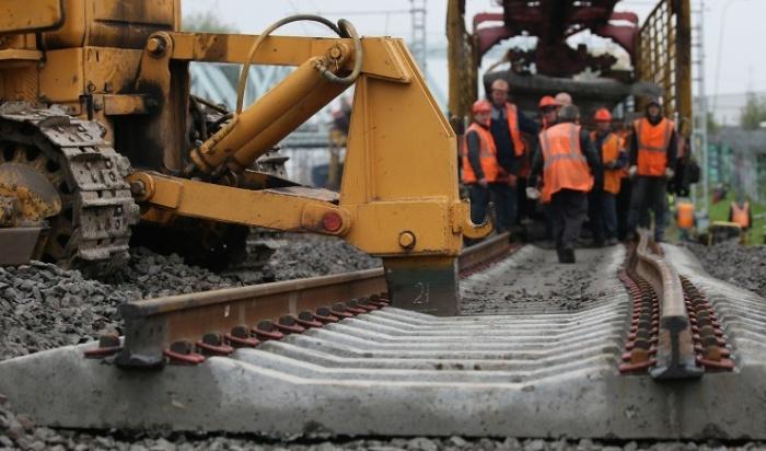 ВАнгарске 58-летний мужчина похитил 1 000метров железнодорожных рельсов