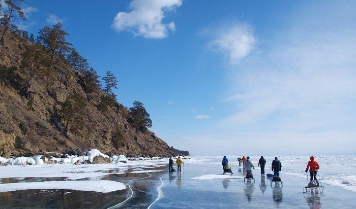 Туристы стали чаще посещать Приангарье зимой