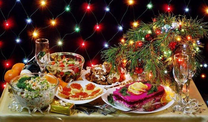 Самый дешевый «Оливье» обещают нановогодних столах Приангарья