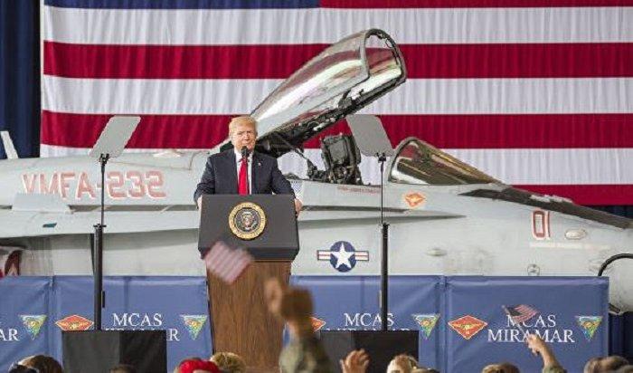 США начали выводить войска изСирии