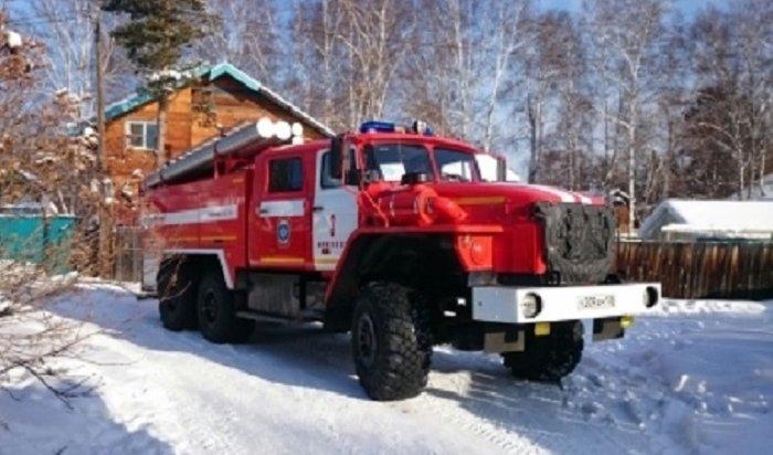 Все пожарно-спасательные подразделения Приангарья работают врежиме повышенной готовности