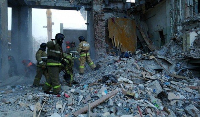 ВНовочеркасске обрушилось четырехэтажное здание