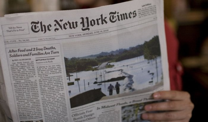 Ольхон попал всписок лучших мест для путешествий поверсии The New York Times