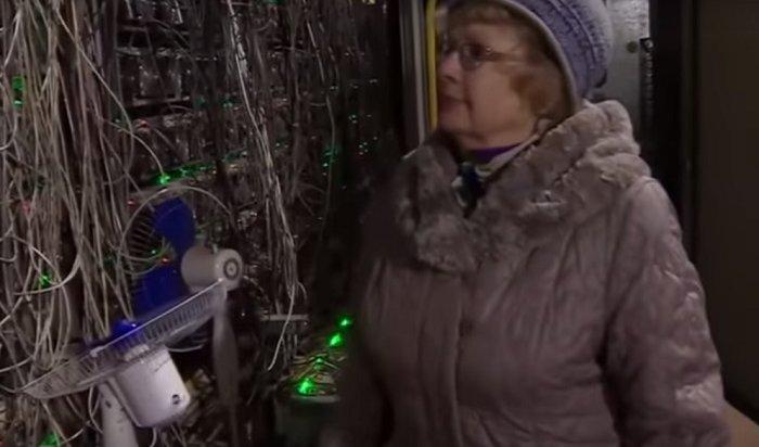 Журналист BBC нашла вИркутске «биткоин-бабушек» иодного «биткоин-мужчину» (Видео)