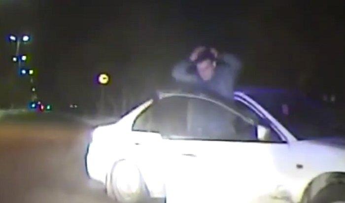Пьяные водители вАнгарске «накатали» науголовные дела (Видео)