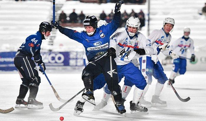 «Байкал-Энергия» обыграла новосибирский «Сибсельмаш» сосчетом 5:3 (Видео)