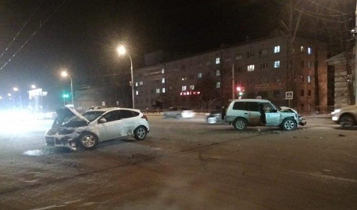 ВДТП натерритории Иркутской области погиб ребенок и12детей пострадали сначала года