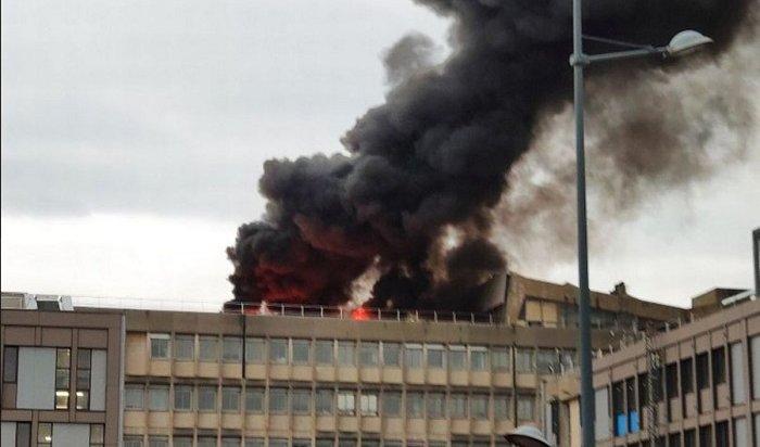 Три человека пострадали при взрывах встудгородке Лиона (Видео)