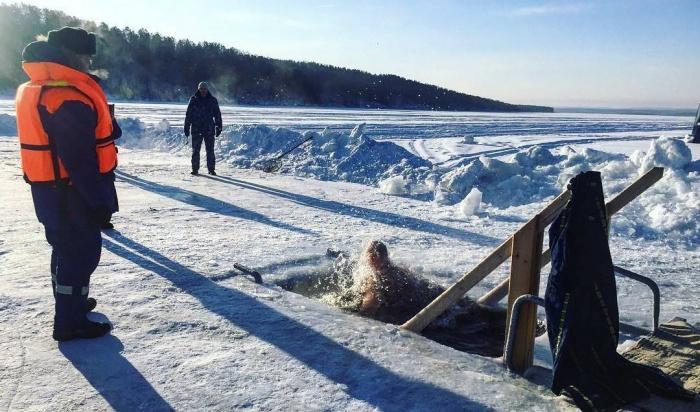 Крещенские морозы неударят вИркутске вближайшую неделю
