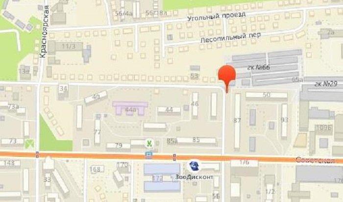 ВИркутске ограничат проезд наулице Ядринцева