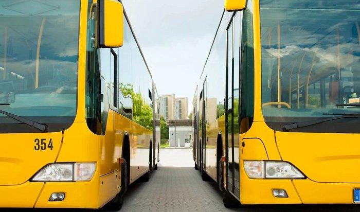 ВПерми женщину насмерть зажало между автобусами