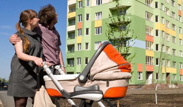 Молодым семьям вИркутской области увеличат финансирование надоступное жилье