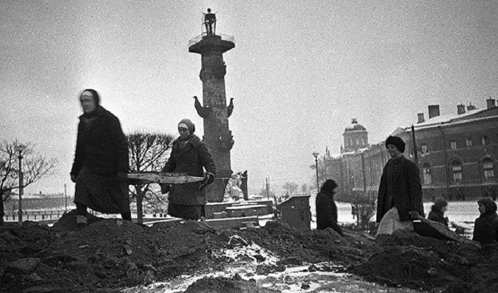 Минобороны рассекретило новые документы облокаде Ленинграда