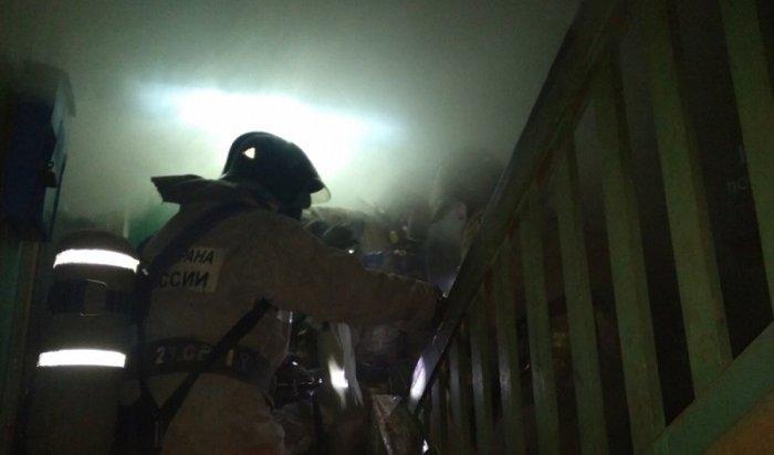 Жильцам трех многоквартирных домов вИркутской области пришлось эвакуироваться из-за пожаров