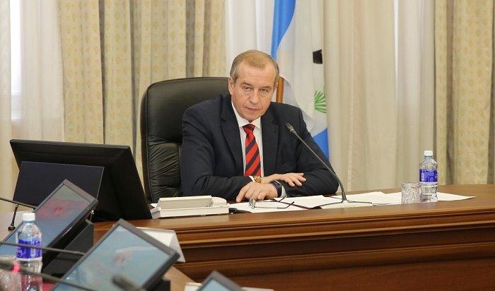 Губернатор Приангарья направил заявления оботставках нескольких депутатов идвух глав МО