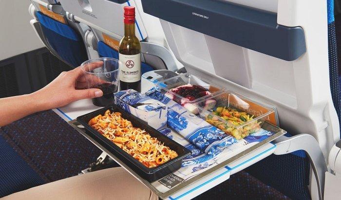 Вэконом-классе «Аэрофлота» появится алкоголь