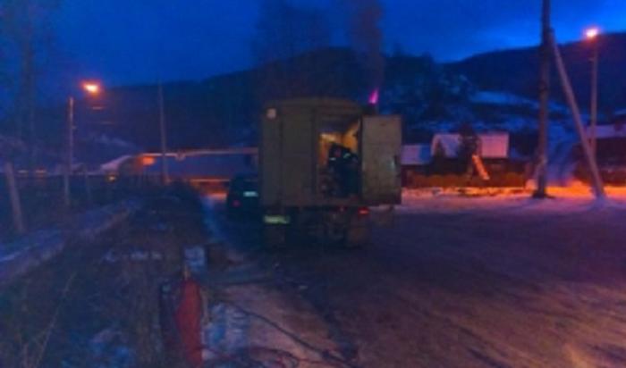 ВХомутово вморозы снова небыло электричества