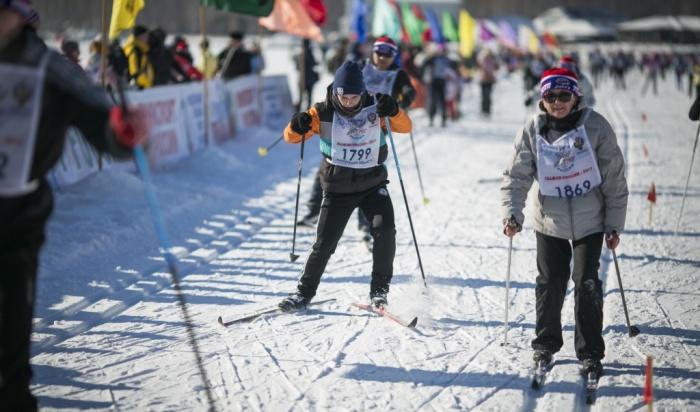 Лыжню России вИркутске перенесли на17февраля из-за морозов