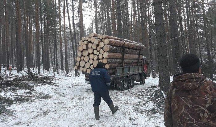 Операцию «Тайга» проводят вИркутской области