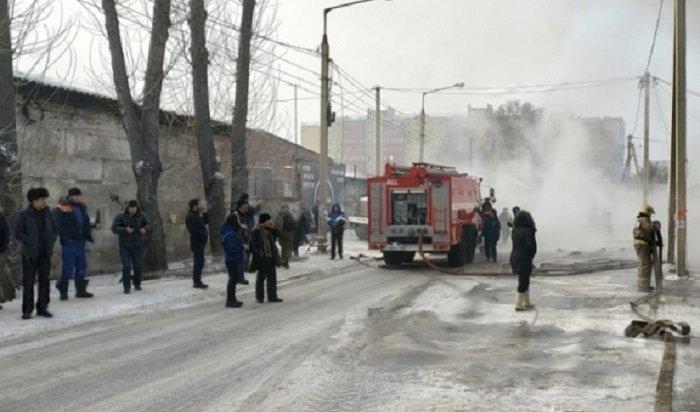 ВИркутской области засутки произошло 12пожаров