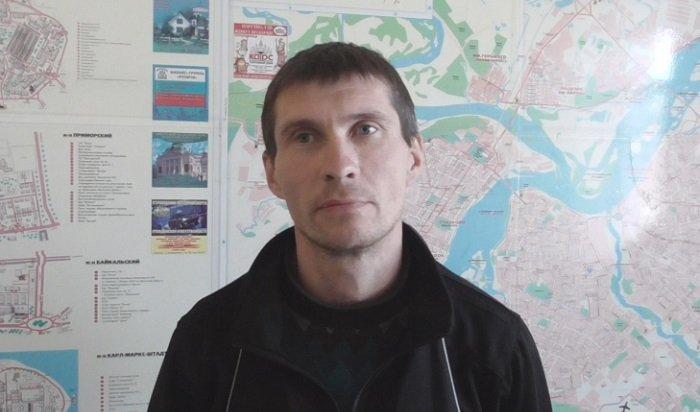 ВИркутске задержали домушника состажем (Видео)