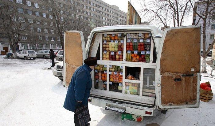 Вроссийские города могут вернуть палатки иларьки