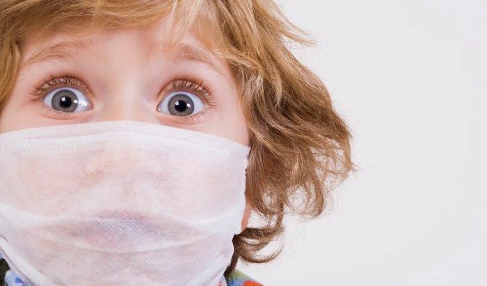 Эпидемический порог вИркутской области превышен на14,7%