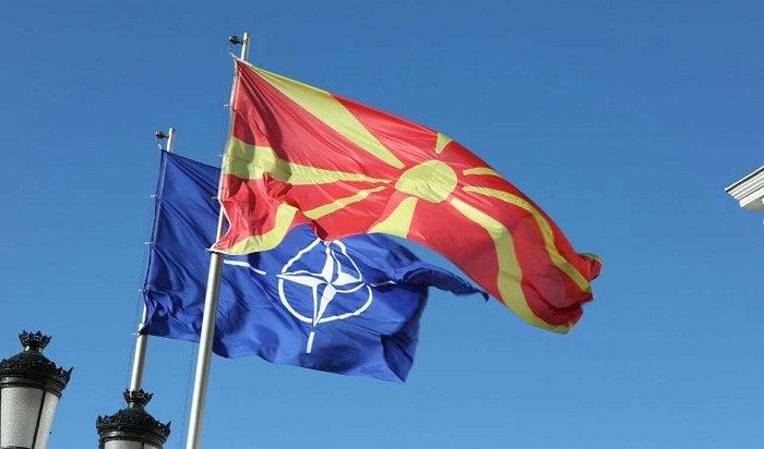Из-за НАТО Республика Македония исчезла скарты мира