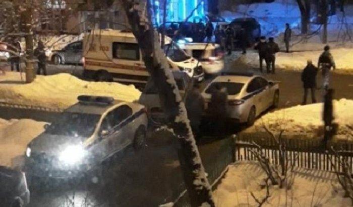 Массовая драка сострельбой произошла вМоскве (Видео)