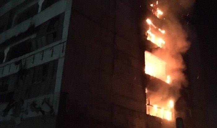 Натерритории Усольехимпрома произошло пять пожаров сначала февраля