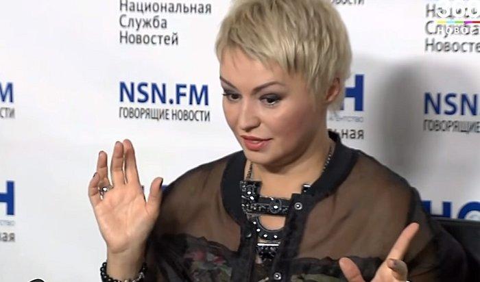 Катя Лель рассказала, как инопланетяне похитили еезубы (Видео)