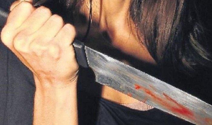 ВУсть-Куте многодетная мать зарезала мужа-алкоголика