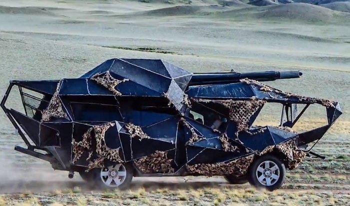Иркутский механик создает автомобили встиле «Безумного Макса» (Видео)