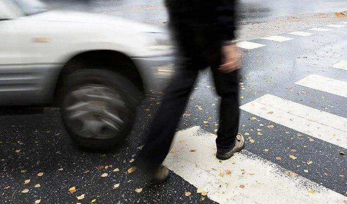 ВБратске женщина-водитель сбила 17-летнего юношу