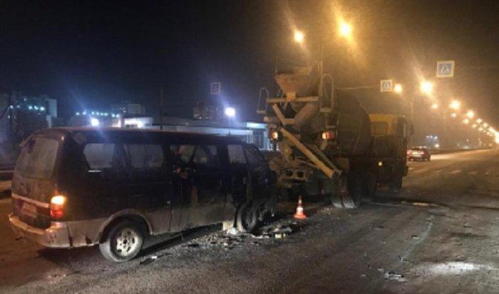 С начала февраля в ДТП погибли пятеро иркутян